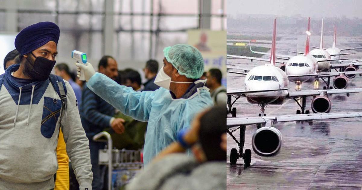 Coronavirus Scare: Last Minute Air Fares Drop, Return Fare ...