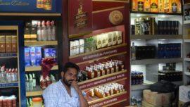 karnataka open liquor shops lockdown