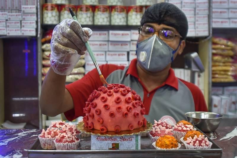 Kolkata Coronavirus Sandesh