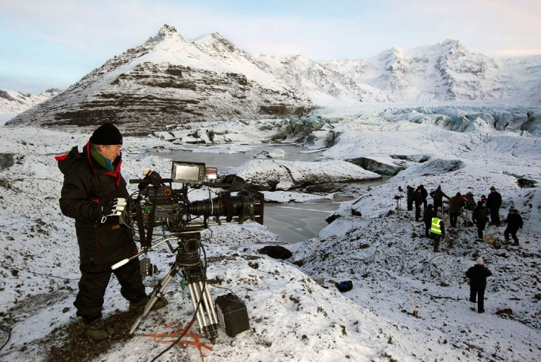 Vatna Glacier Iceland
