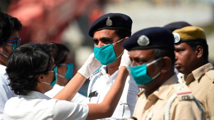 16 coronavirus hot spots identified by the indian