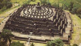 World's Largest Buddha Temple Indonesia