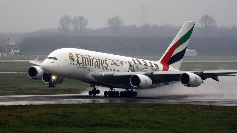 emirates Indians nut allergy