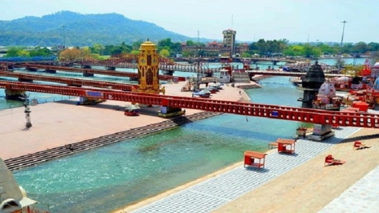 Ganga Water In Haridwar Becomes 'Fit For Drinking' For The First ...