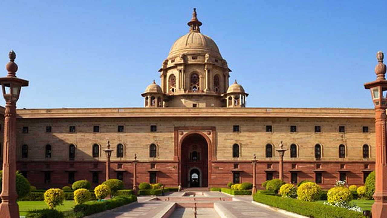 COVID-19 Positive Case Reported In Delhi's Rashtrapati Bhavan, 125 Families Quarantined
