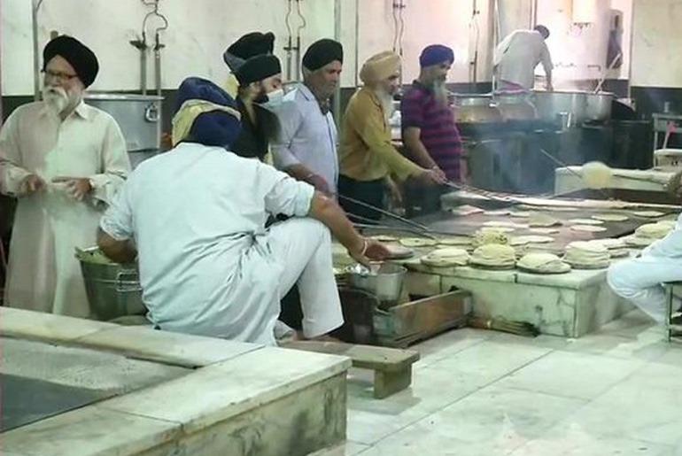 Delhi's Gurudwara Bangla Sahib