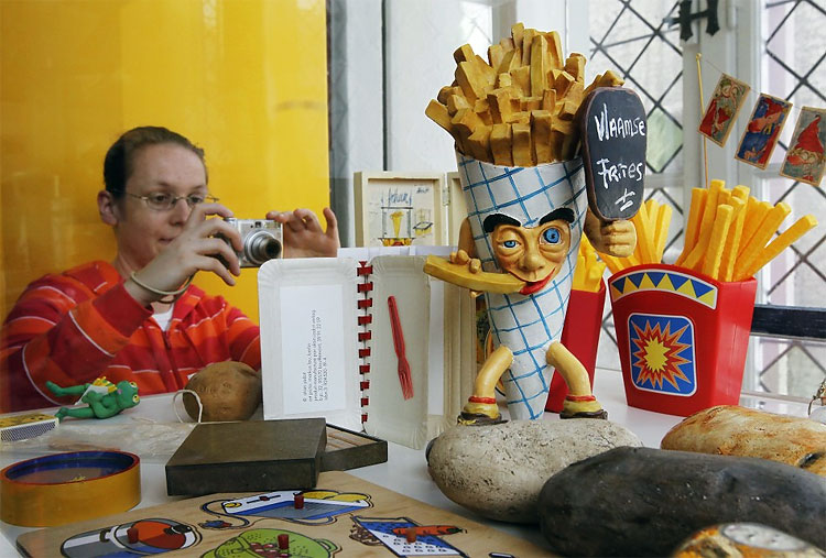 Frietmuseum the world's first museum for fries