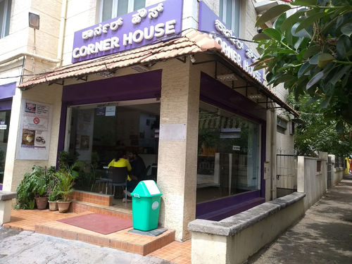 corner house open bangalore