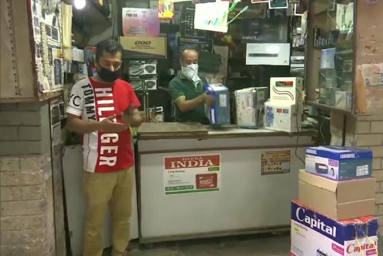 Shops in Punjab