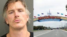 US Man quarantines Disney Island