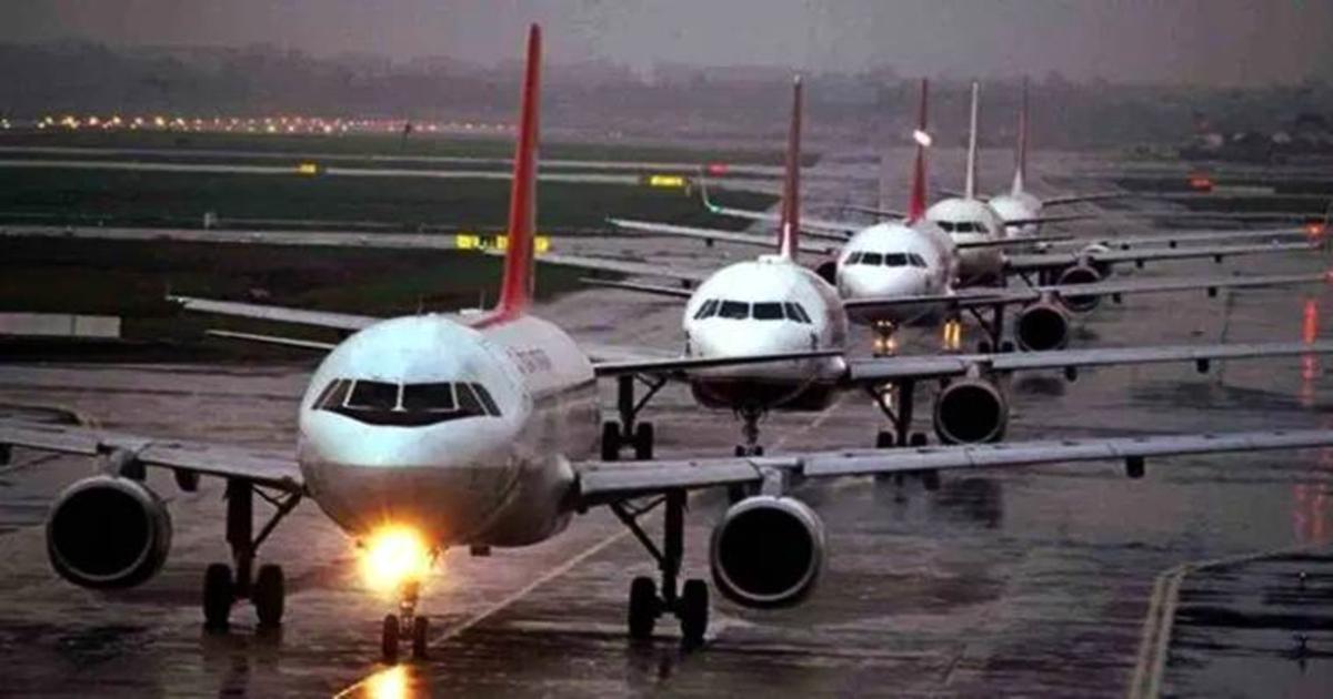 flights after lockdown