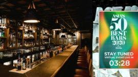 Asia's 50 Best Bars List