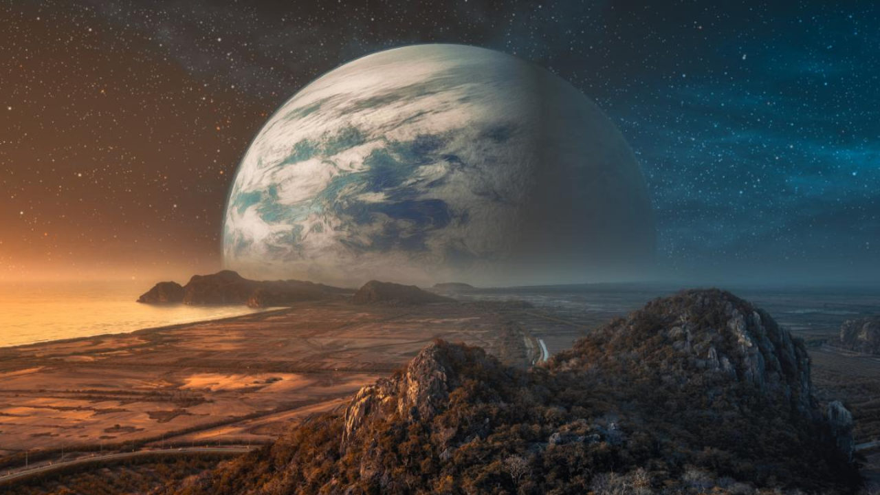 Rare 'Super Earth' Recently Discovered By Astronomers | Curly Tales