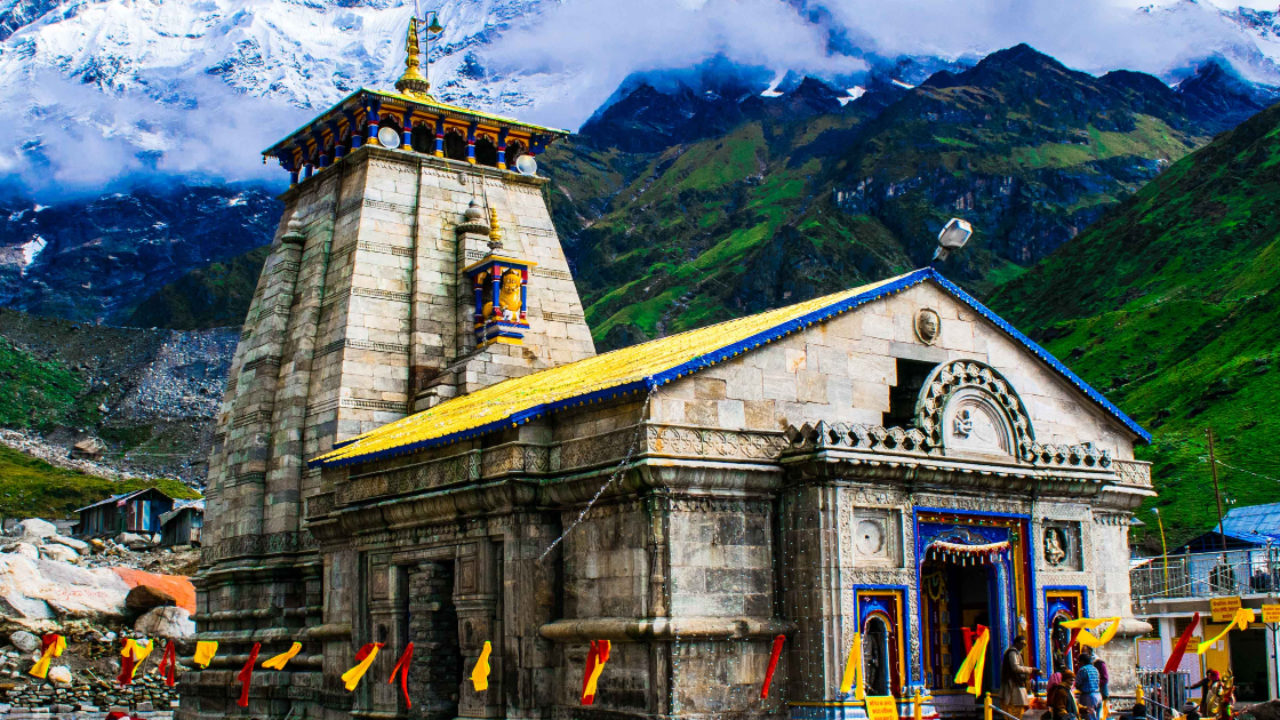 15 Best Places To Visit In Uttarakhand - Kedarnath