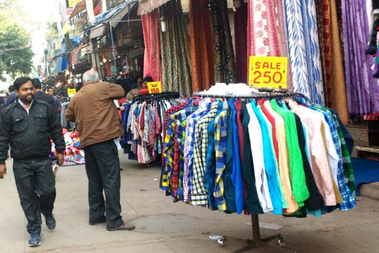Sarojini Nagar Delhi