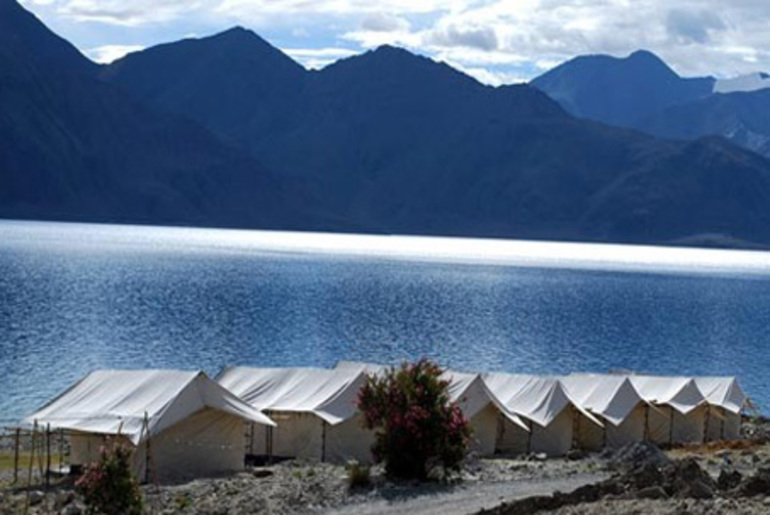 Camping Spots In India