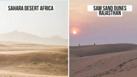 Sam Sand Dunes Jaisalmer