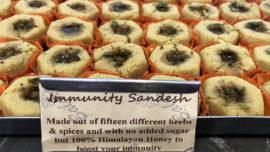 Immunity Sandesh