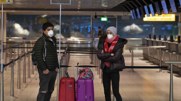quarantine arrivals