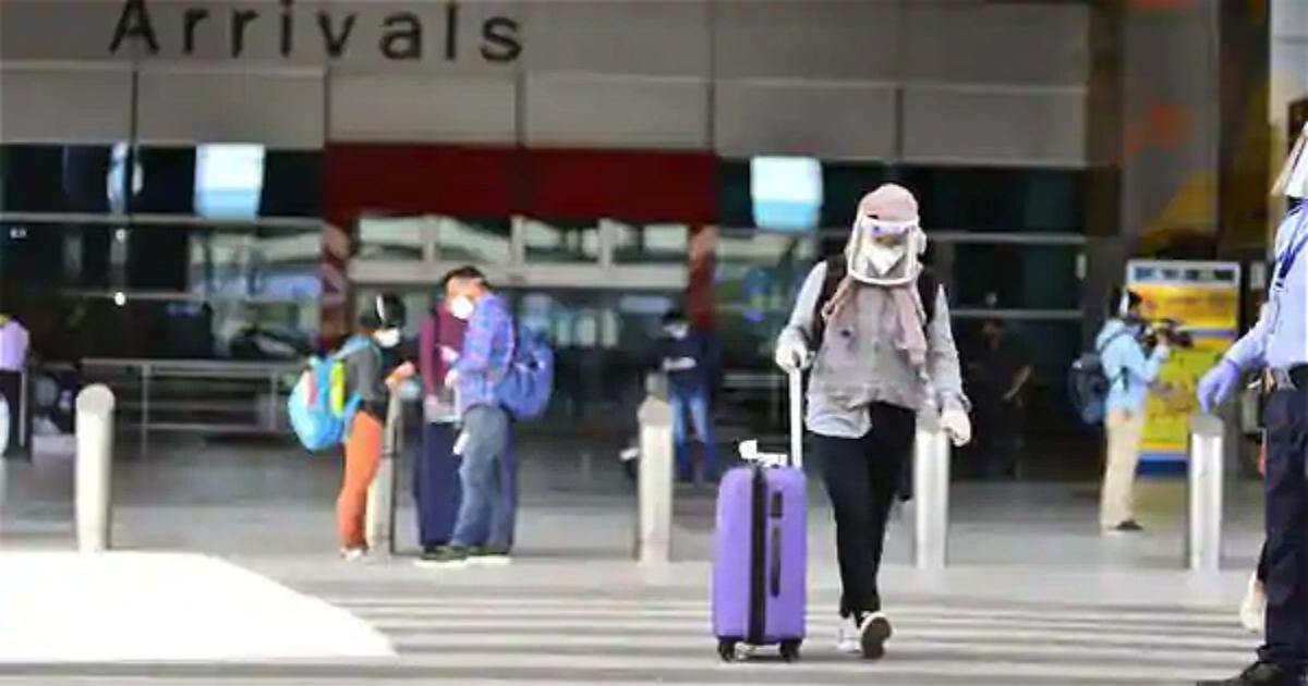 Delhi Airport Security Checks