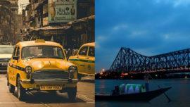 Kolkata cabs social distancing
