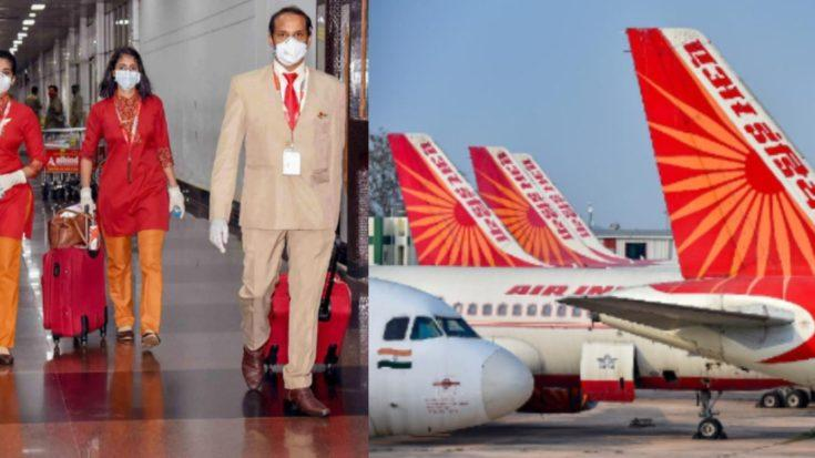 air india asks crew to test negative