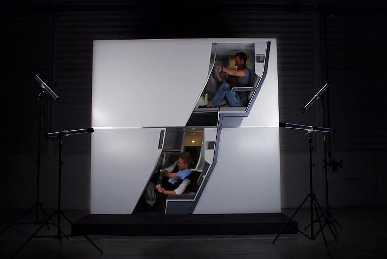 Double-Decker Seats