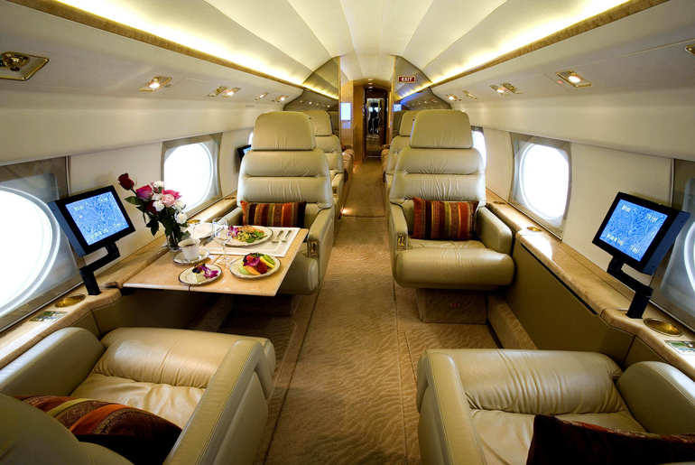 Private Planes in India