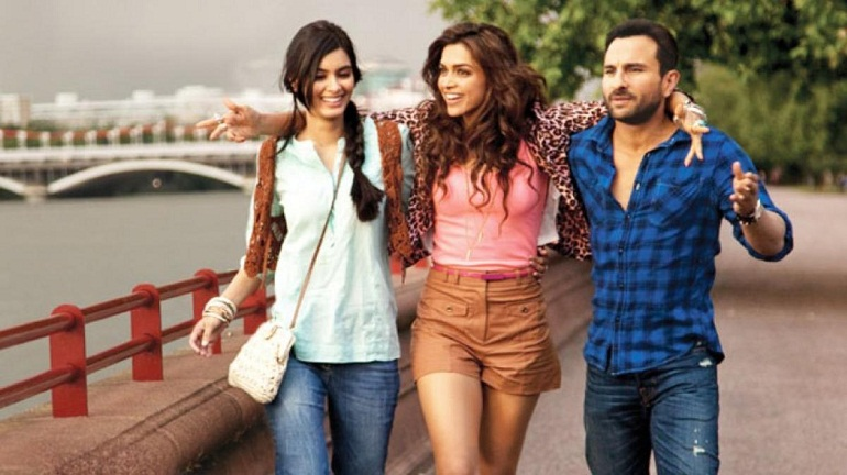 bollywood movies that will take you around the world