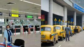 Kolkata Airport Resumes Operations