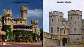 Bangalore Palace Windsor Castle