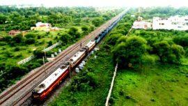 SheshNaag longest train in India