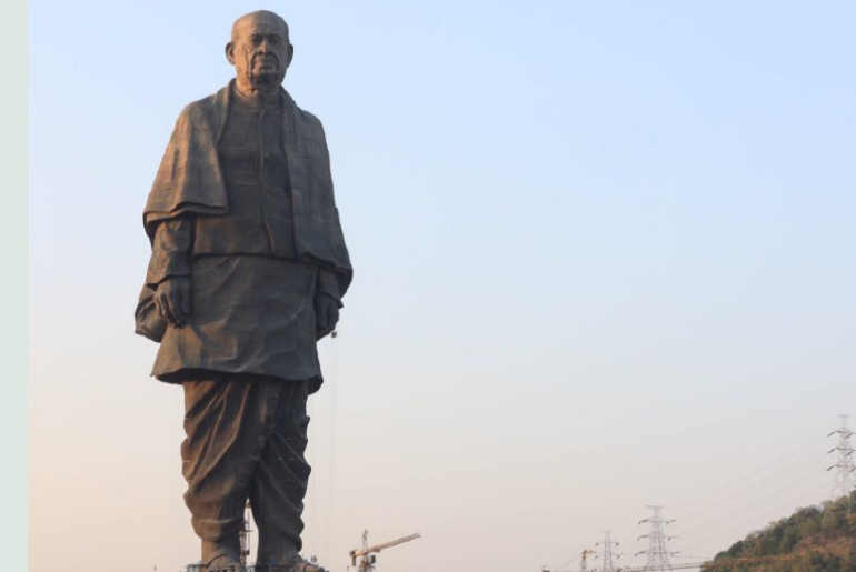 statue of unity wedding