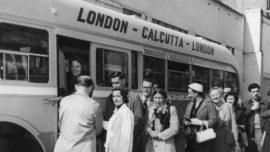 World's Longest Bus Route From Kolkata To London