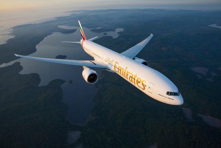 Emirates Pilot