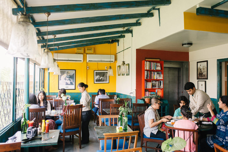 Delhi Restaurants That Have Shut Down