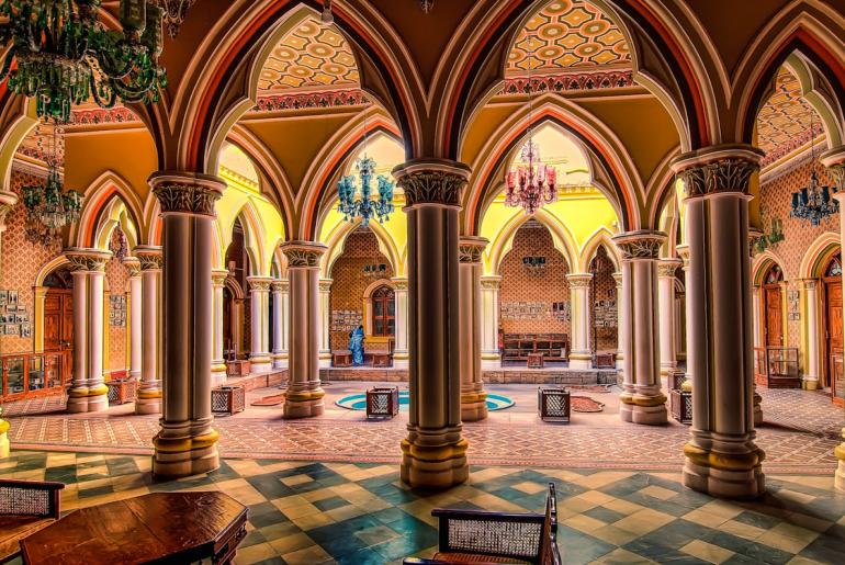 Bangalore Palace Windsor Castle