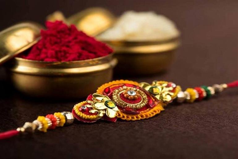 Celebrate Raksha Bandhan Virtually