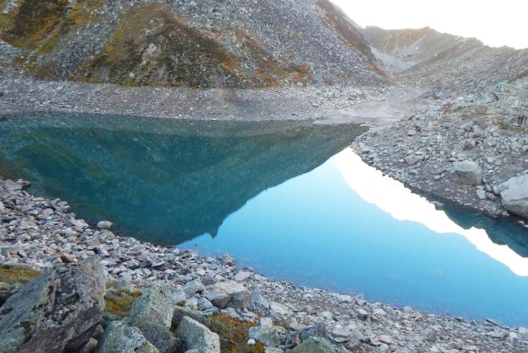 Swargarohini Glacier