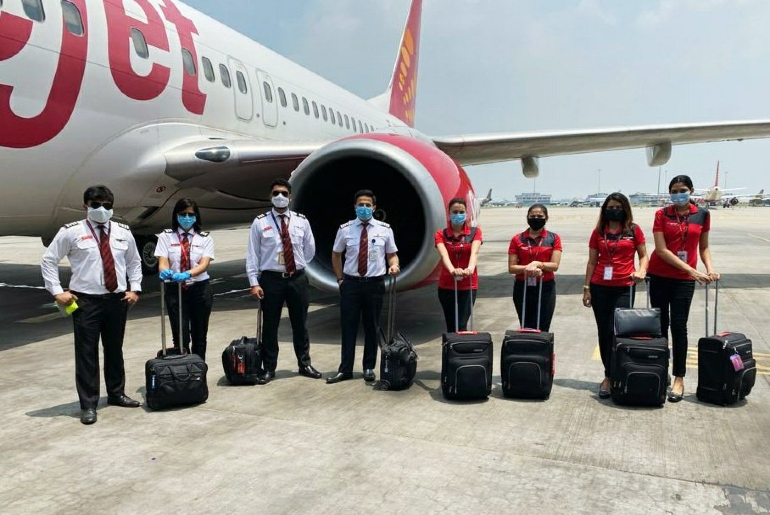 SpiceJet India-US Air Bubble