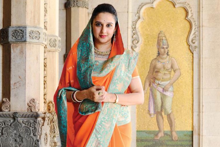 Maharani Radhika Raje Gaekwad