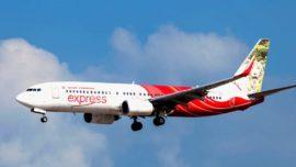 air india express dubai kozhikode flight
