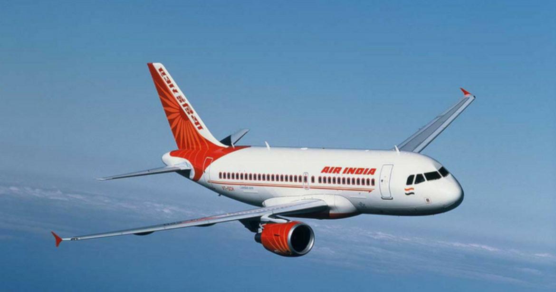 Air India Non-Stop Flight