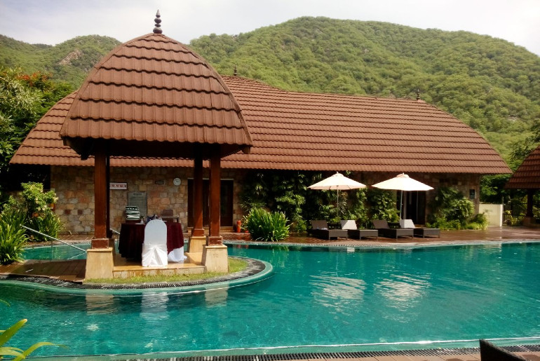 resort in india workation