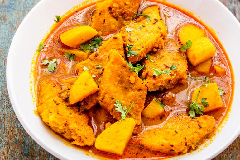 Dhoka Bengali Dish