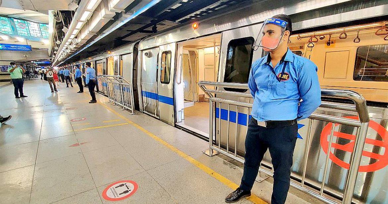 Metros Across India resume