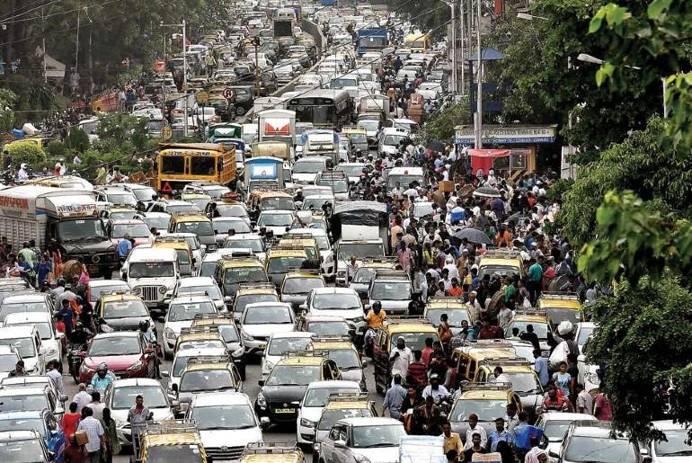 mumbai traffic signals