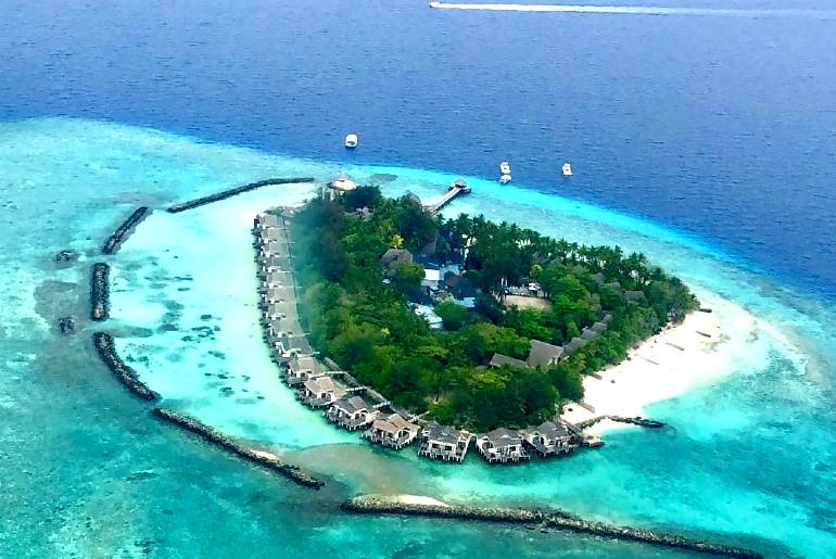 maldives resort workation