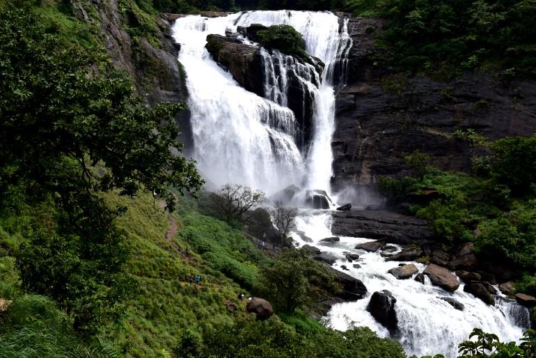 mallalli waterfalls