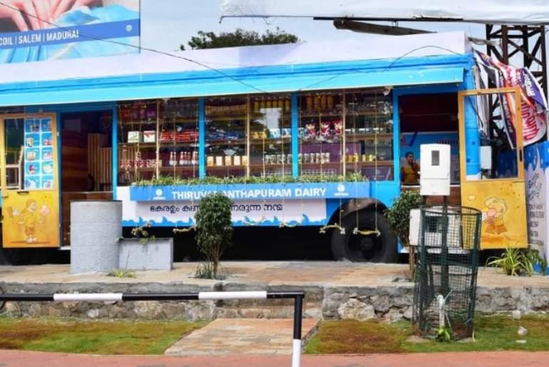 kerala food truck